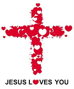 ♥ Jesus Loves us all