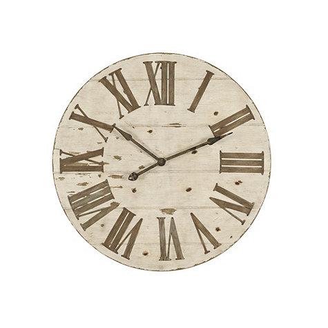 knock off ballard designs wall clock for under 15 hymns
