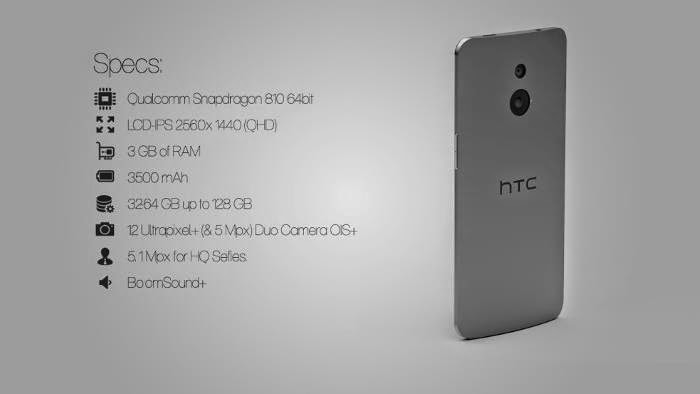 Reveal Stunning Images Of The HTC Concept One (M9) 3