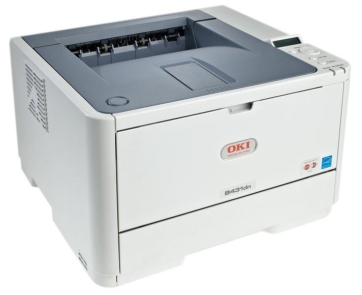 Скачать драйвер для принтера оки