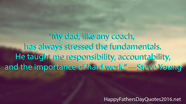 Famous Happy Father's Day 2016 Quotes