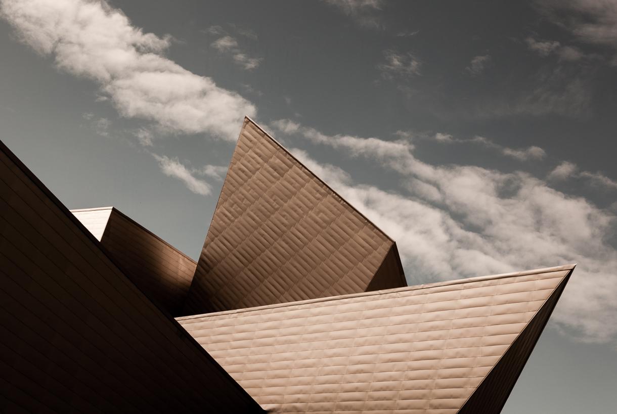 Matthew G. Beall vision driven contemporary color Photography   Geometric Peaks Denver Art Museum 3   2013-2014