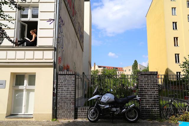 street scene, berlin