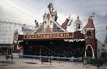 Phantasmagoria Tulsa Bells Amusement Park