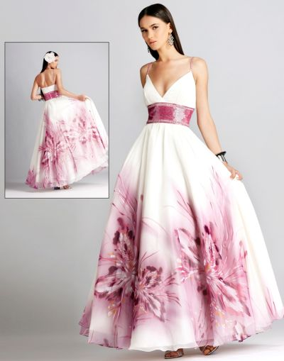 All About The Wedding Celebration: Prom Dresses 2010