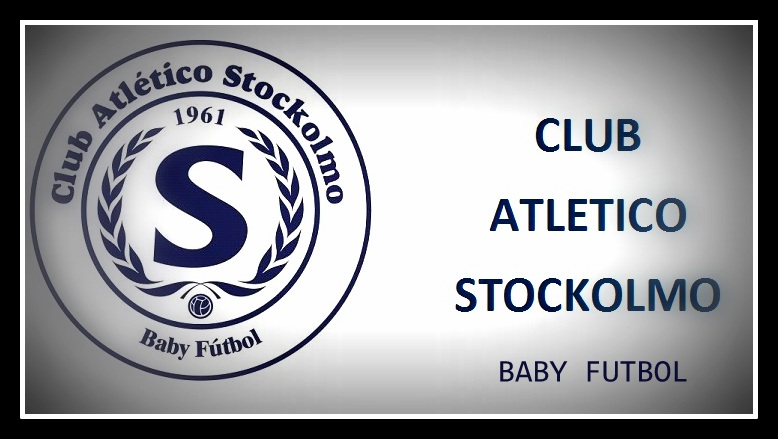CLUB ATLETICO STOCKOLMO DE BABY FUTBOL
