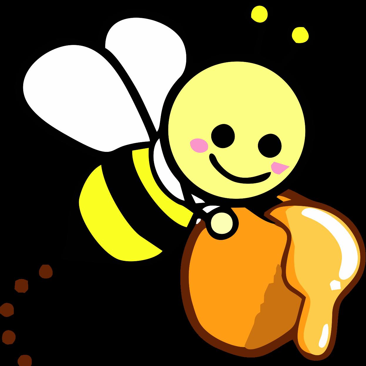 Lebah itu...