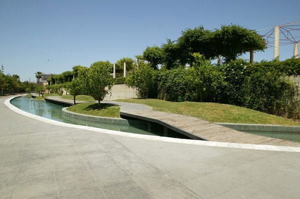 Lugares de m laga parque del oeste ocio - Espacios verdes malaga ...