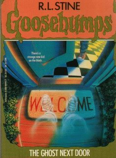 R.L. Stine - The Ghost Next Door