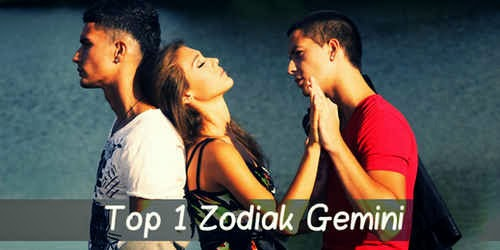 Top 1 Zodiak Gemini