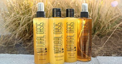 Natural Oasis Hair Products Reviews
