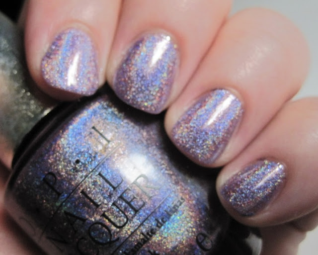 OPI DS Original holographic polish