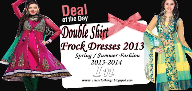 Double Shirt Frock Designs