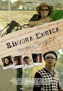 Ver Película Sinyora Enrica ile Italyan Olmak Online Gratis (2012)