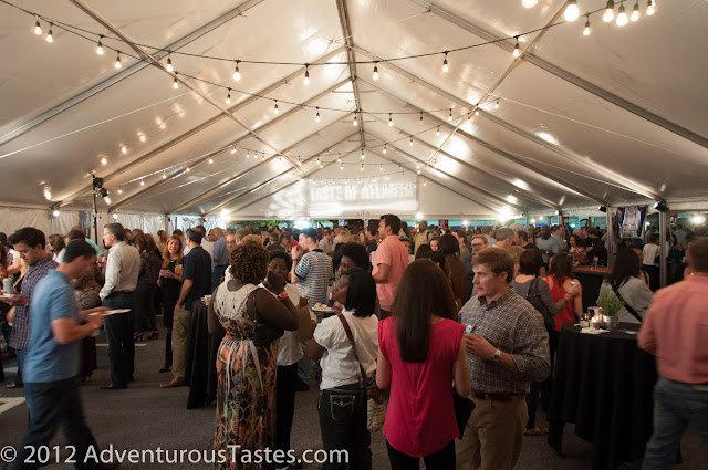 Friday night at Taste of Atlanta