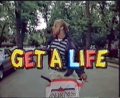 Serie de 1990 Búscate la vida (Get a life)
