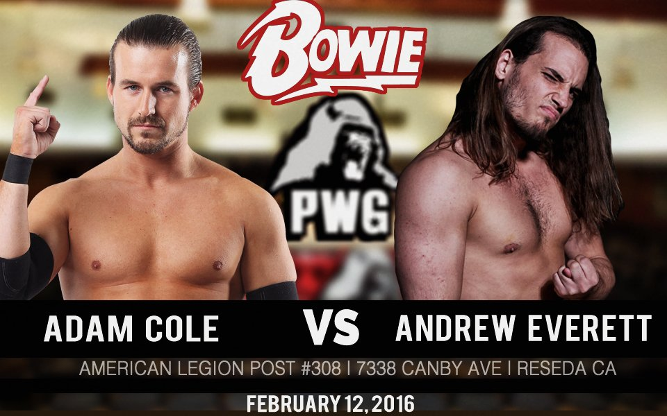 Pwg Adam Cole
