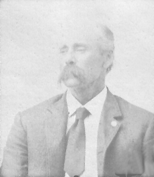 My Great Grandfather Samuel William Leach