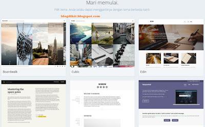 cara membuat blog gratis wordpress 2