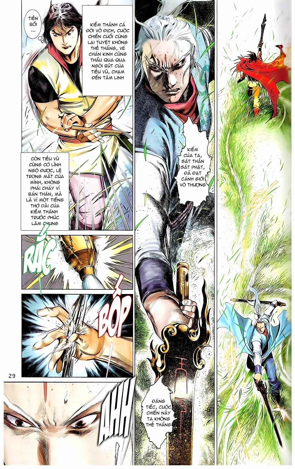 Phong Vân Chap 665 - Trang 28