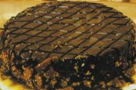 Receita de Baba de chocolate