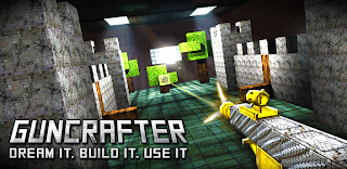 Guncrafter 1.0 Mod Apk Download Unlimited Coins-iANDROID Store