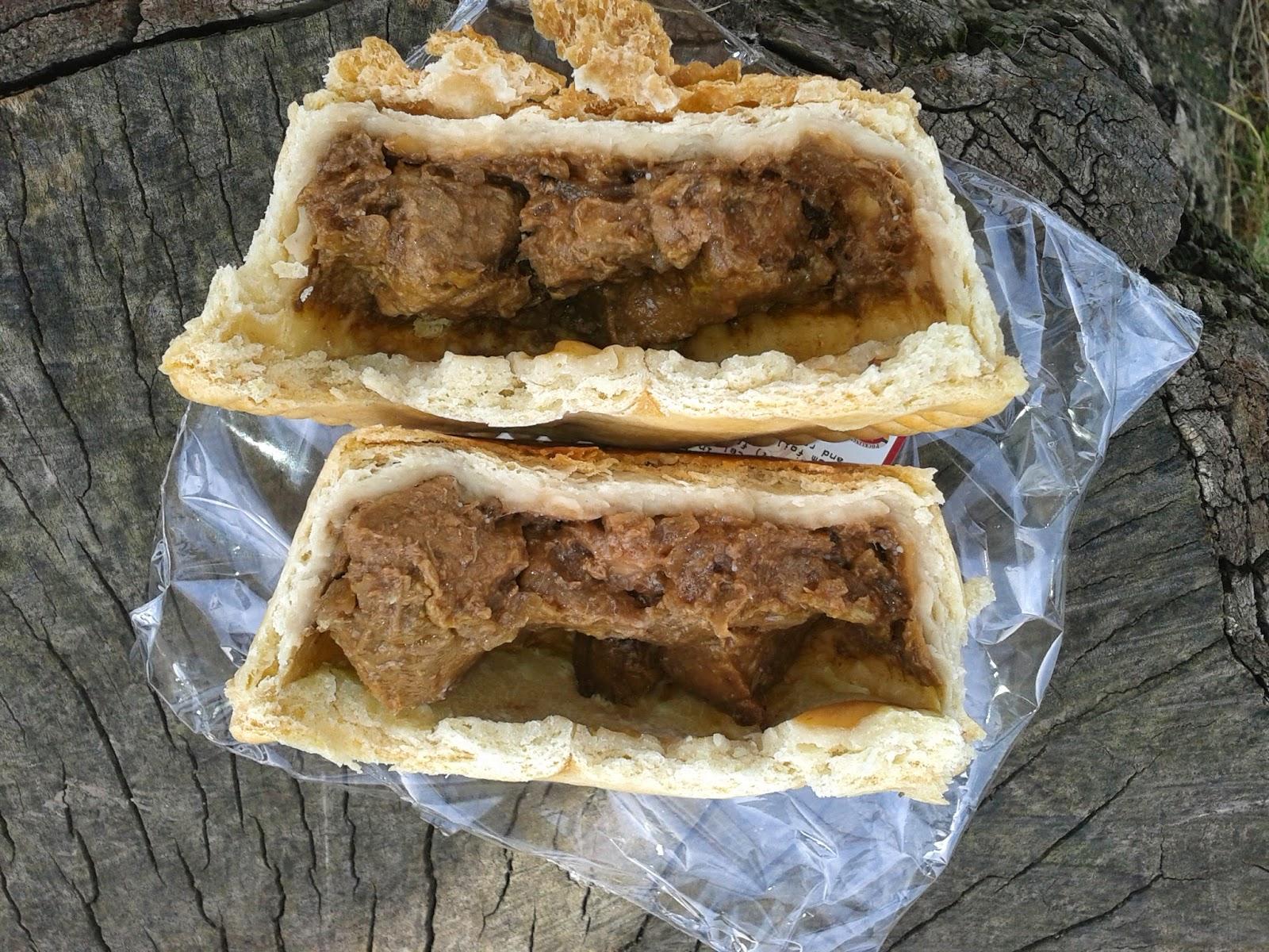Pocklington's Steak Pie - Cold Edition Pie Review