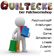 Quiltecke Shop