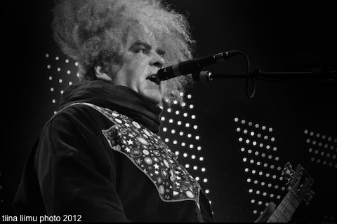 photo of the Melvins by tiina liimu