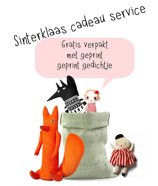 Knuffels Sinterklaas