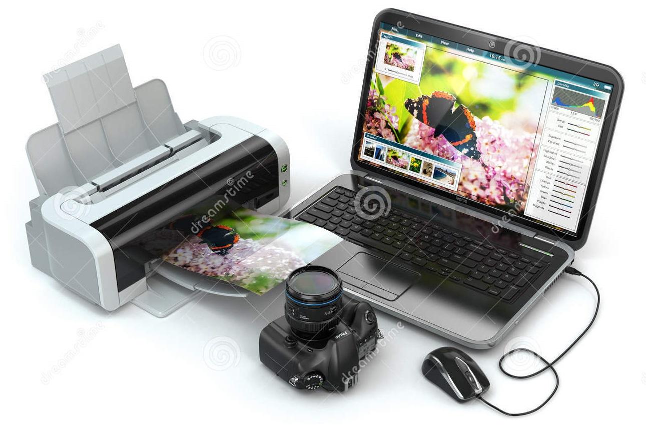 Dise o asistido por ordenador 3 1 la captura fotogr fica for Revelado de fotos barato