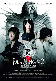 Ver online: Death Note 2: The Last Name (DEATH NOTE デスノート the Last name / Desu Nôto: The Last Name) 2006