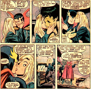 Sexismo en los Cómics, por Alan Moore 2 (de 3) Valkiria