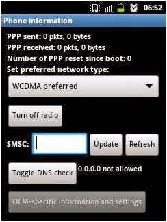 Cara Menstabilkan Jaringan 3G pada Smartphone Android