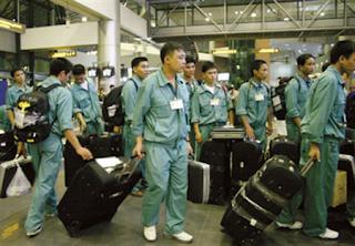 4 tháng đầu năm: gần 36 nghìn lao động đi làm ở nước ngoài