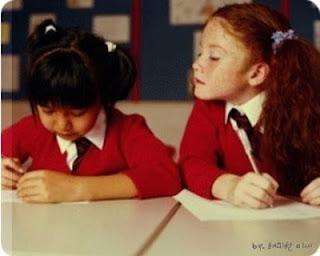 Mencontek, Tradisi dalam Kaum Pelajar
