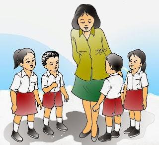 Contoh soal Harian  tematik kelas 1 tema 5, tema 6 , tema 7 , tema 8 ,   semester 2-