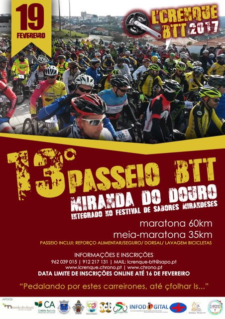 19FEV * MIRANDA DO DOURO