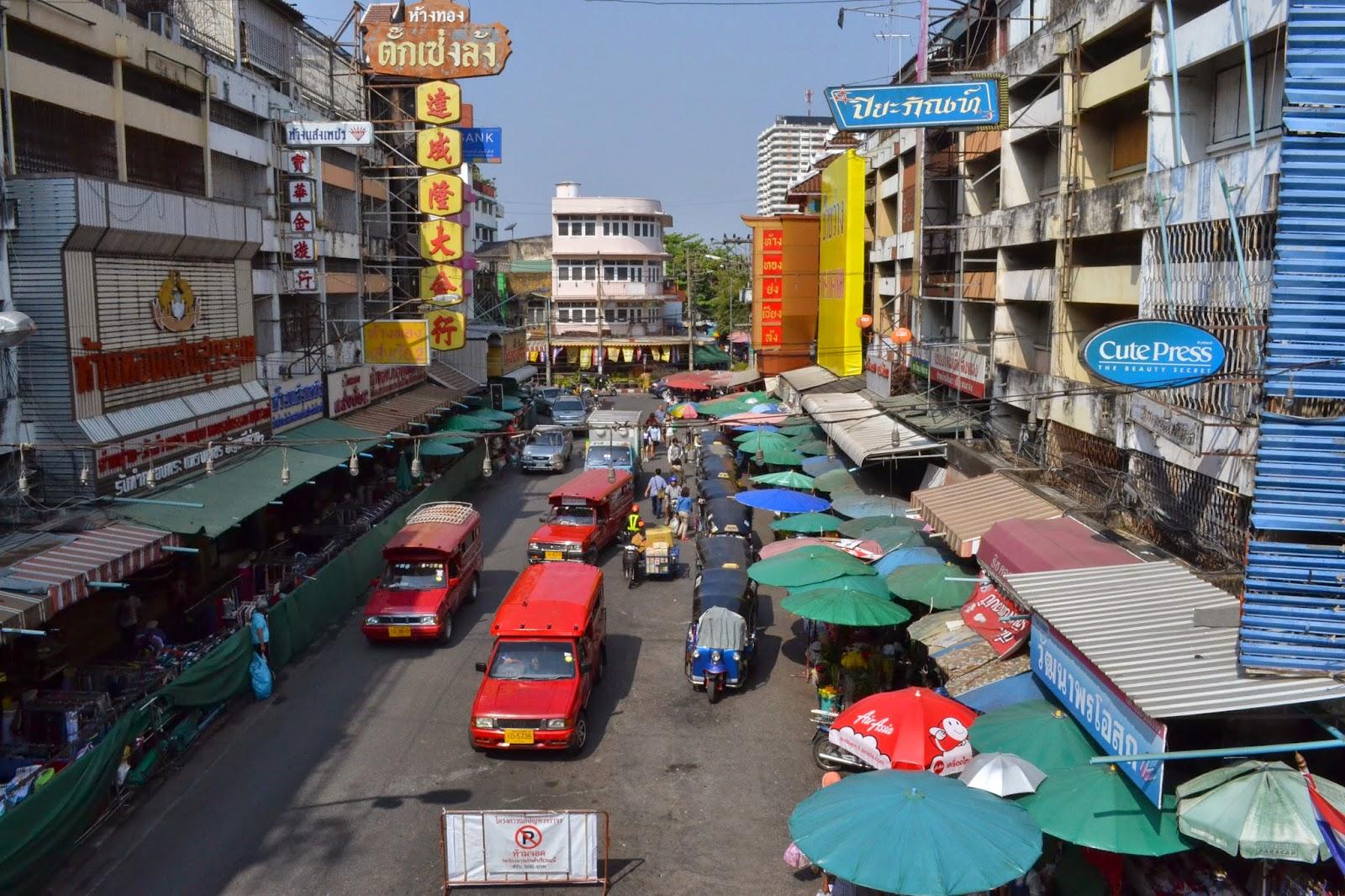 Chiang Mai, Thailande, voyage, temples