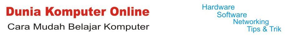 Dunia Komputer Online