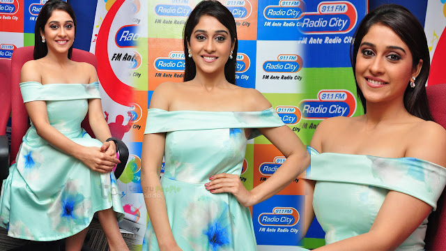 Regina Cassandra Latest Photos At Radio City