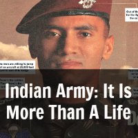 Indian Army: It Is More Than A Life