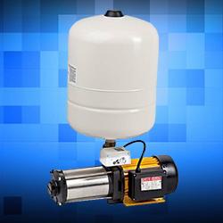 Belco Pressure Booster Pump NEWBELL EX-225 (1HP) 24L Tank Online, India - Pumpkart.com