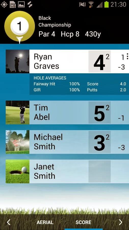 Golfshot: Golf GPS v3.5.92