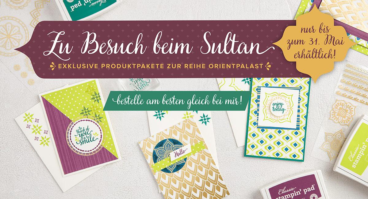 Produktpakete Orientpalast