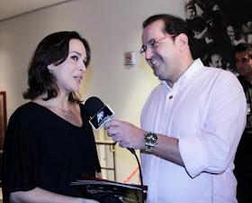 Antonio Carlos Gomes e Gabriela Duarte