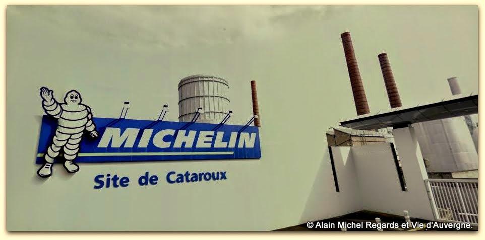 Usine Michelin de Cataroux