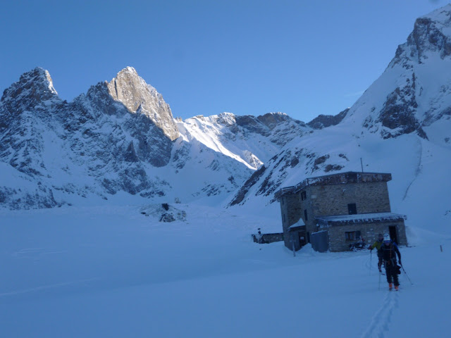 Refugio Col de La Vanoise-La Grande Casse
