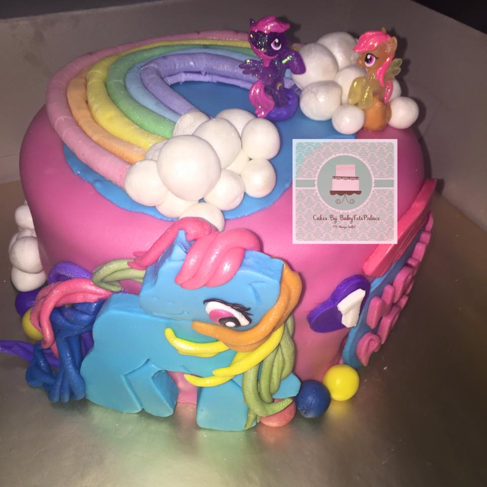 Flair Cakes Sisters 2015
