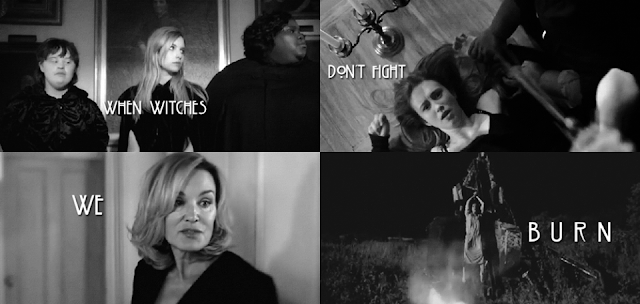American Horror Story: Coven. Le streghe cool!